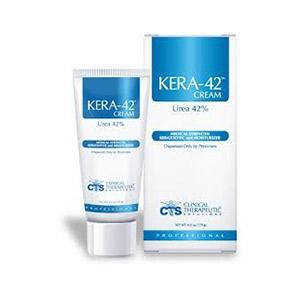 KERA-42 CREAM Urea Base 42 - 6 oz.170 g tube