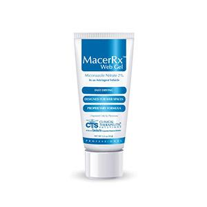 MacerRx Web Gel - 2 oz. tube56 g