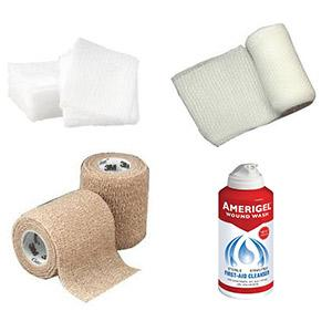 Surgical and Wound Care Supply Packages