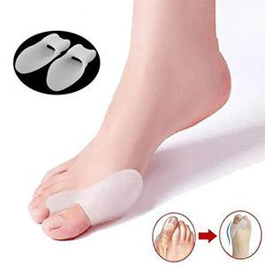 Dr. Mechanik's Silicone Bunion Pad & Toe Spacer