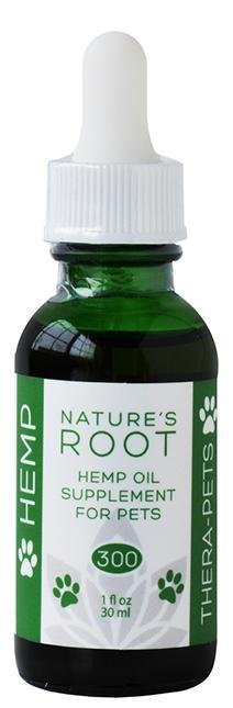 Thera-Pets Hemp Oil Tincture