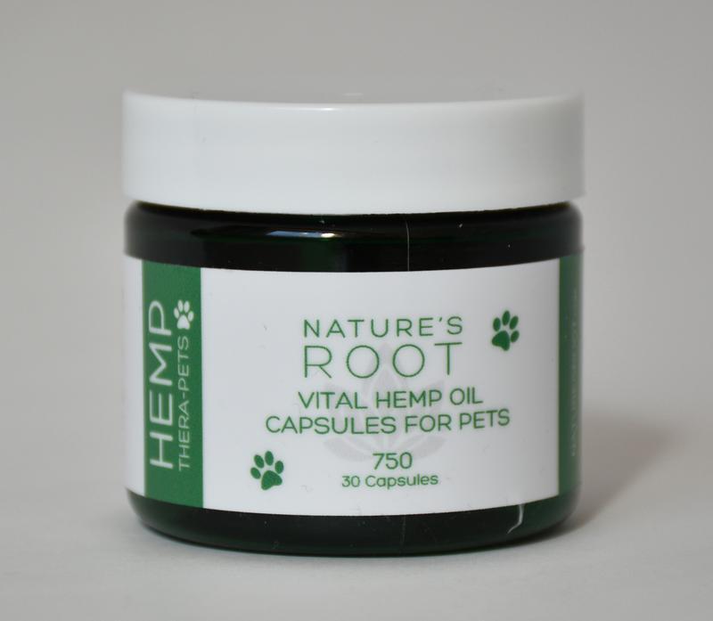 Pets-Vital HEMP Oil Capsules